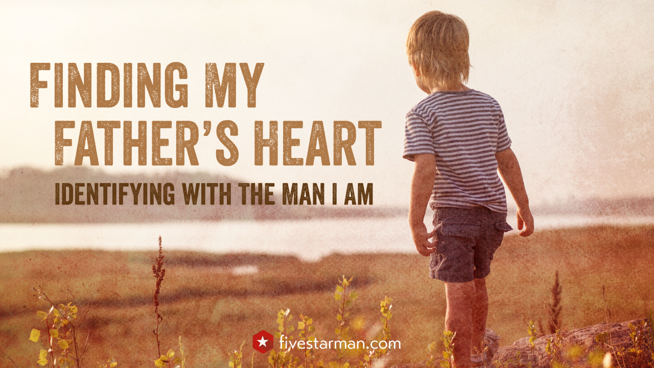 Finding My Father's Heart