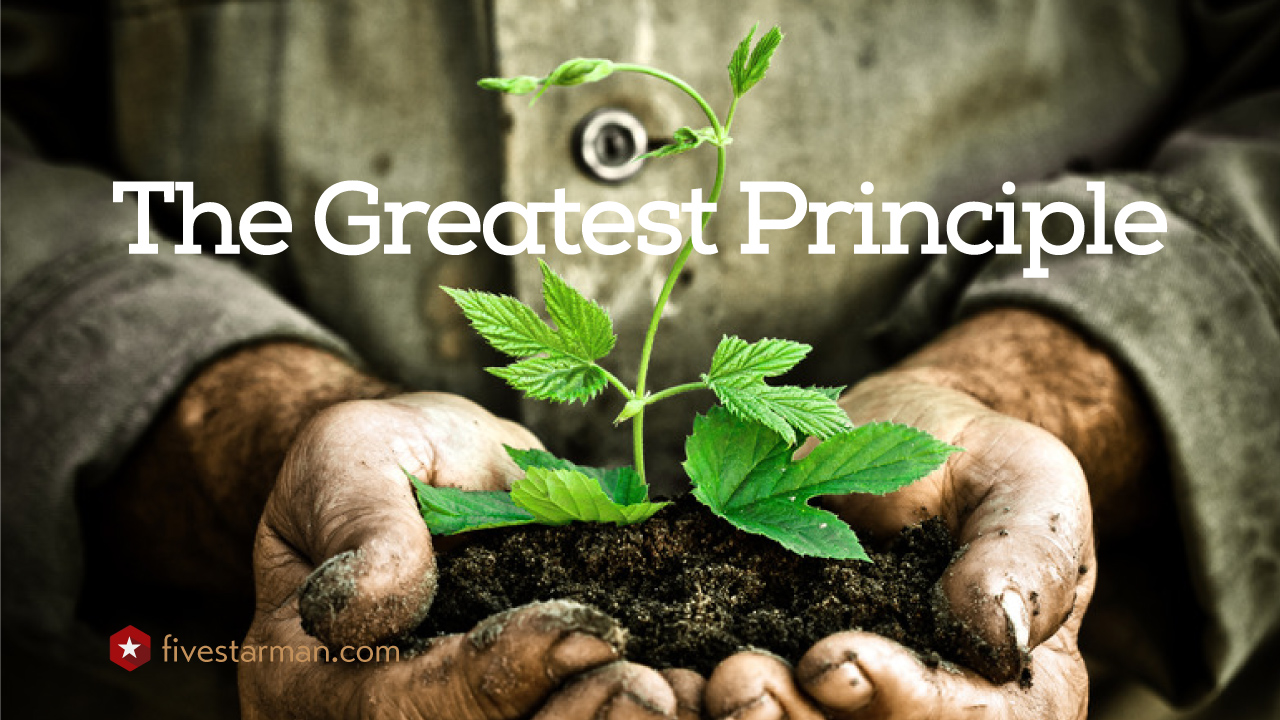 greatest-principle