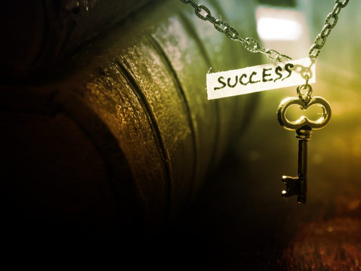 The Key to Success Isn't Talent